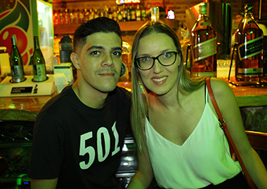 Sábado no Brotas Bar
